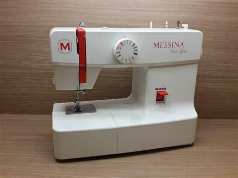 Mesin Jahit Singer One New jual mesin jahit messina singer n 808 new york portable