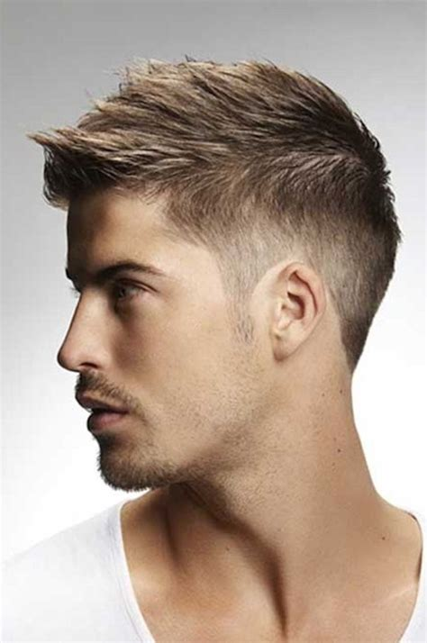 how to style hair that is shorter in the back than the front short hair style mens short hairstyles for men