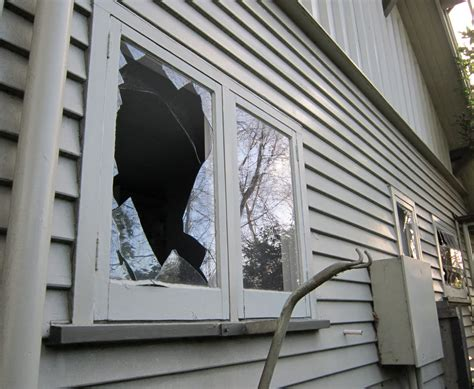 how to fix broken glass cracked or broken glass in your window