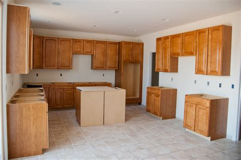 installing cabinets in kitchen price to install kitchen cabinets image mag