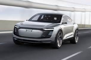 Audi Future Models 2017 Audi E Sportback Concept 4k Cars Hd 4k Wallpapers