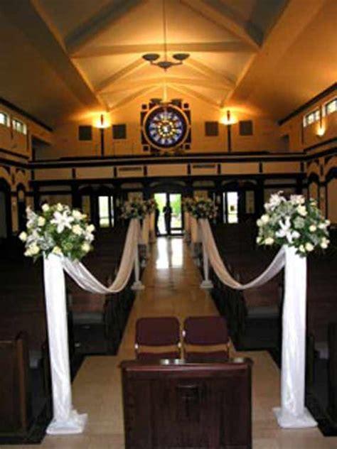 church wedding decoration ideas photograph floral ch