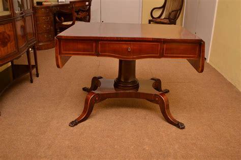 sofa centre table antique regency sofa centre table c1830