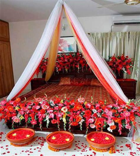 flower decorations for bedroom let s look at the wedding bedroom interior