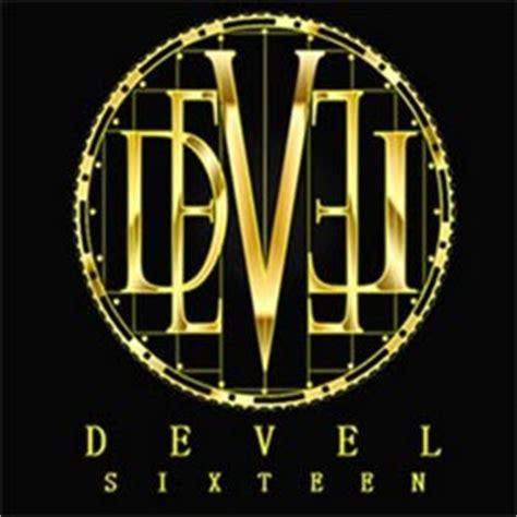 devel sixteen logo devel sixteen car logo