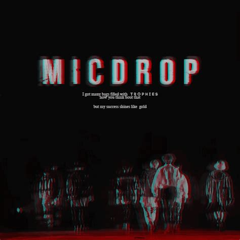bts mic drop mp3 bts mic drop releases 11 24 17 army s amino