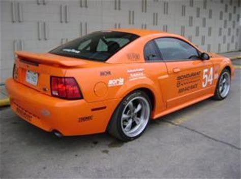 2001 bondurant mustang gt 54 race car for sale 11900