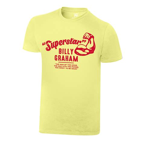 Billy Shirt by Billy Graham Quot Superstar Quot Vintage T Shirt Europe