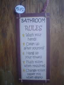 bathroom etiquette signs bathroom etiquette toilet paper