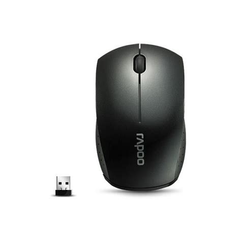 Mouse Wireless Rapoo rapoo 3360 optical wireless mice black