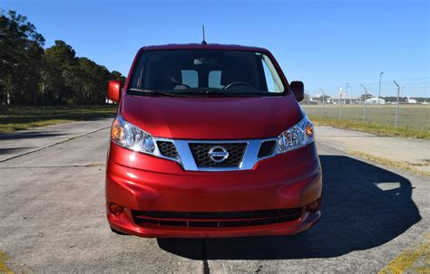 nissan nv200 cargo 2016 nissan nv200 cargo sv road test review