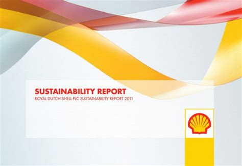 2011 Shell Sustainability Report Gt Gt Handling Royal Shell Ppt