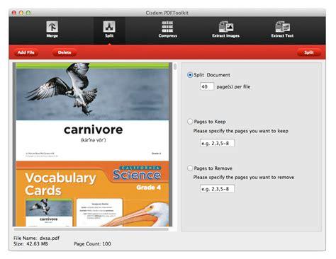 compress pdf unlimited official cisdem pdftoolkit merge split compress and