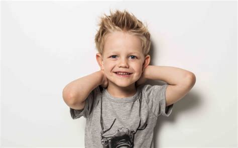 30 Fun & Trendy Little Boy Haircuts For Any Occasion