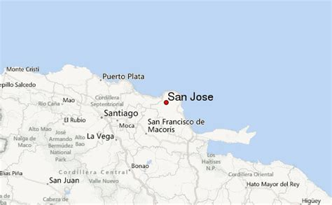san jose doppler radar map san jose republic weather forecast