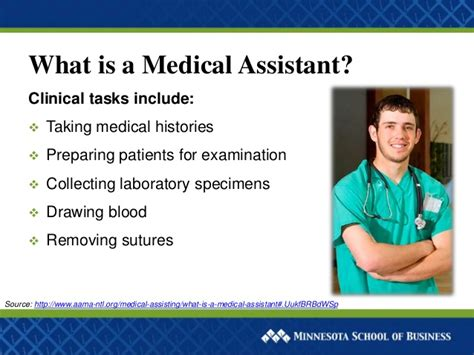 3 steps to become a medical assistant