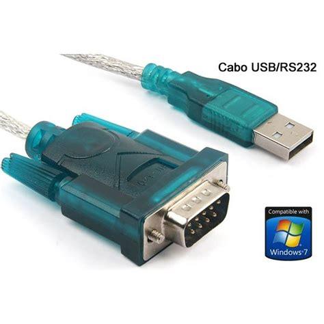 pin porta seriale cabo adaptador usb para rs232 porta serial 9 pinos db9