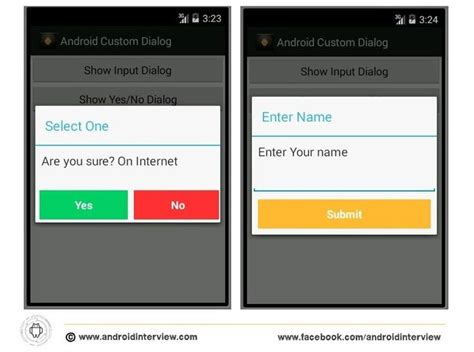 tutorial questions on c http www androidinterview com android custom dialog box