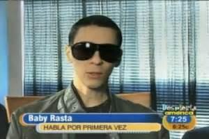 Simpati 24k hhh entrevista a baby rasta luego de salir hospital t despierta america