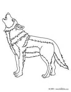 howling wolf coloring pages howling wolf coloring pages hellokids