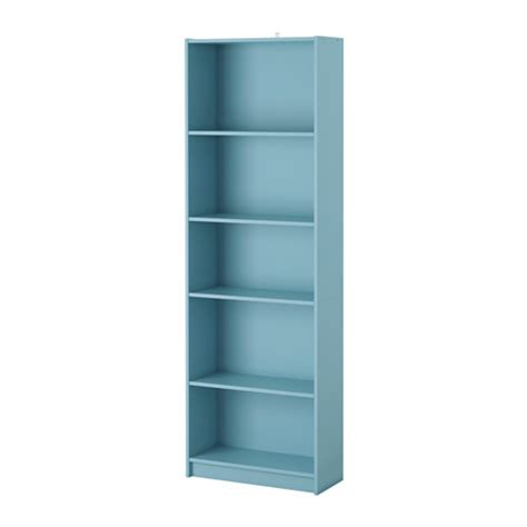 finnby bookcase light turquoise ikea