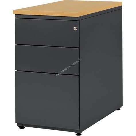 caisson bureau metal caisson bureau metal noir