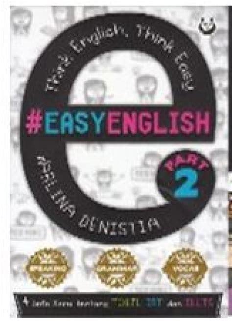 Buku Egnlish Karlina Denistia bukukita easy engglish part 2 toko buku