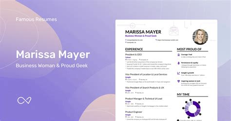 Resume Yahoo Ceo by Marissa Mayer Resume Sanitizeuv Sle Resume And