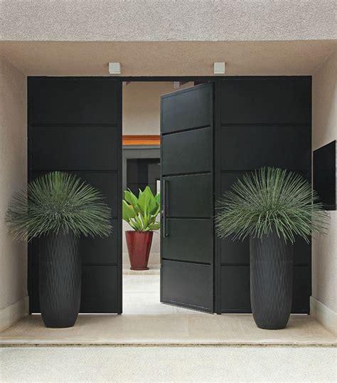 contemporary exterior doors home design lakaysports com modern entrance on pinterest