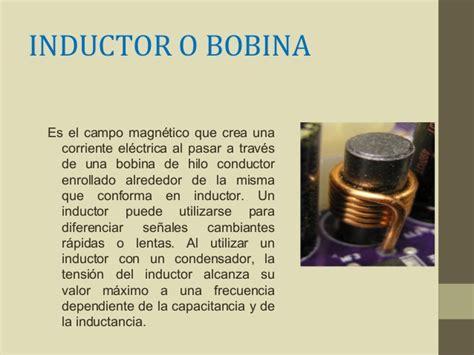 que es inductor o bobina condensador inductor o bobina y sensores conectados al arduino