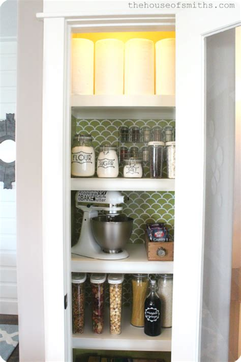 home sweet home on a budget pantry organization diy