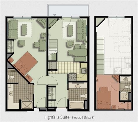 floor plans with in suite floor plans peak vacation ownership
