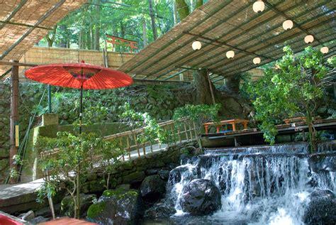 Villa Escudero Waterfalls Restaurant by Jeffrey Friedl S Blog 187 Lunch Over The River In Kibune