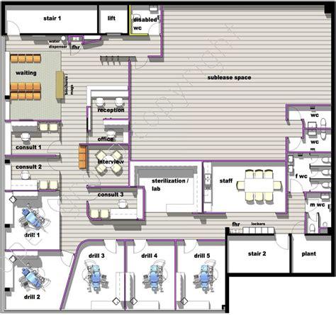 Floor Plan Of Dental Clinic medical fitout design dental clinic design cooper group