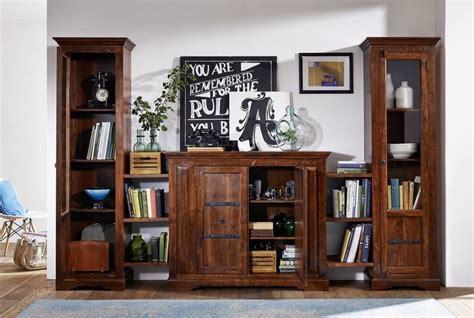 wohnzimmer kolonialstil möbel wohnwand massiv kolonial bestseller shop f 252 r m 246 bel und
