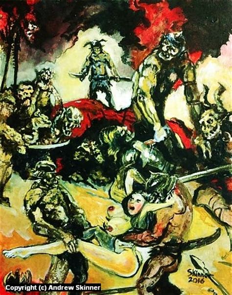 Spoils Of War Board infected by 187 gallery 187 andrew skinner 187 fighting