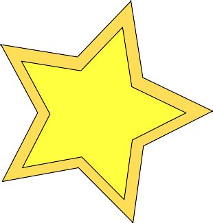printable large yellow star star template large cliparts co