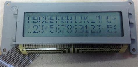 Repair Lcd Monitor lcd repair missing lines dot matrix stn tft cob cof
