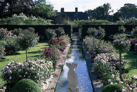 david austin rose gardens