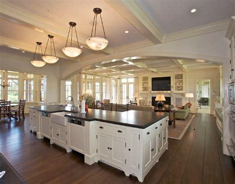 Open Kitchen & Living   Home Decor Like