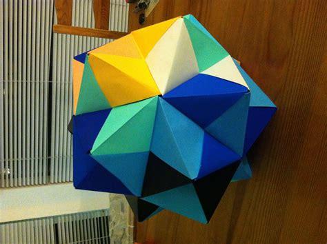 Origami Sonobe - origami sonobe cube l tutorial origami tutorials