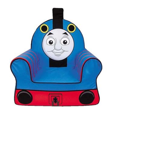 thomas the tank armchair marshmallow furniture comfy chair thomas friends