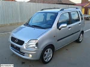 Opel Agila 2001 2001 Opel Agila I Pictures Information And Specs Auto
