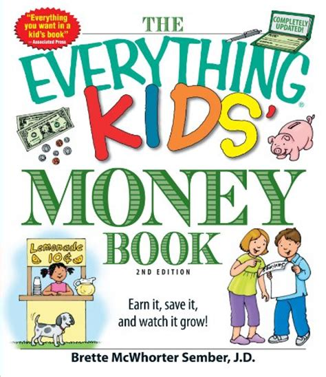 earned lessons books important lessons to teach about money