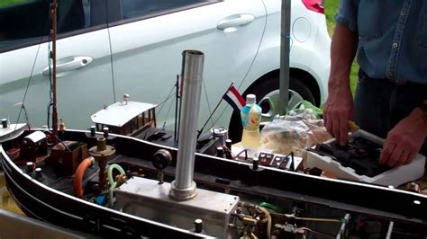tug boat engine sound scale model steam engine in tug boat ship sounds