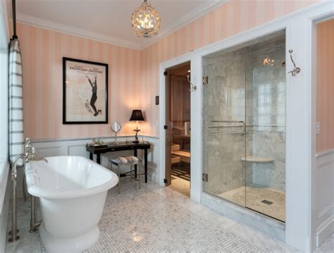 21 Feminine Bathroom Designs Decorating Ideas Design Light Pink Bathroom