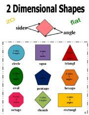 printable two dimensional shapes worksheets two dimensional shapes worksheets for kindergarten