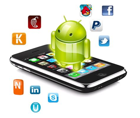 mobile application android mobile application development services android