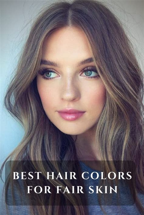 hair color for fair skin best 25 light ash brown ideas on light ash