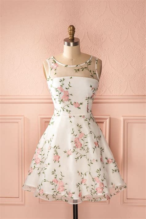 Garden Embroidered Dress Rosie Gardens Beautiful And For